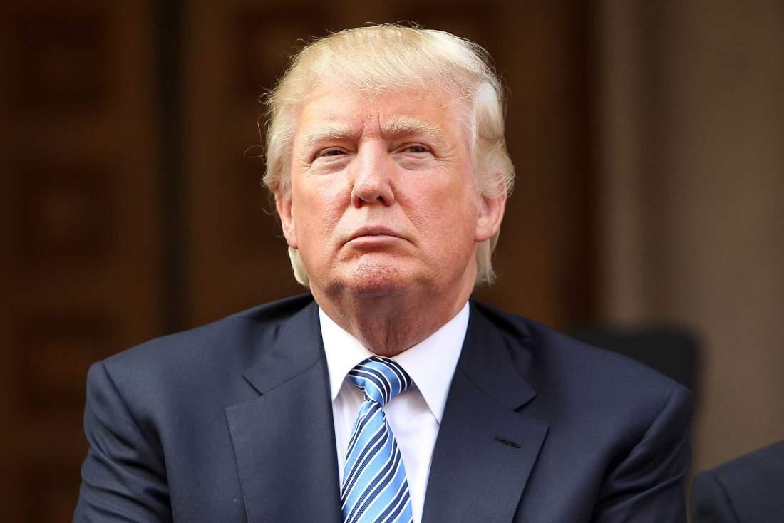Up Like DonaldTrump